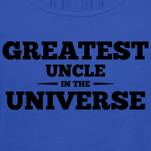 greatest uncle in the universe - Women's Tank Top by Bella