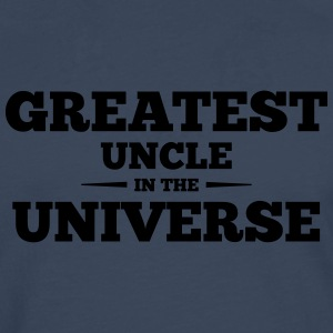 greatest uncle in the universe - Men's Premium Longsleeve Shirt