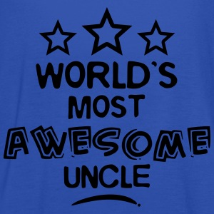 worlds most awesome uncle - Women's Tank Top by Bella