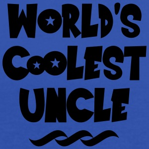 worlds coolest uncle - Women's Tank Top by Bella