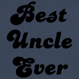 best uncle ever - Men's Premium Longsleeve Shirt