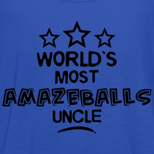 worlds most amazeballs uncle - Women's Tank Top by Bella