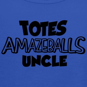 totes amazeballs uncle - Women's Tank Top by Bella