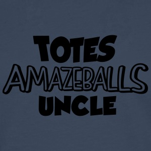 totes amazeballs uncle - Men's Premium Longsleeve Shirt
