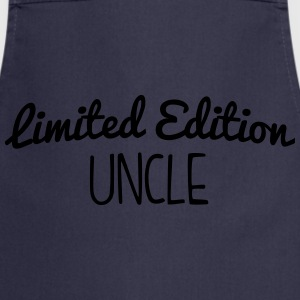 limited edition uncle - Cooking Apron