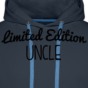 limited edition uncle - Men's Premium Hoodie