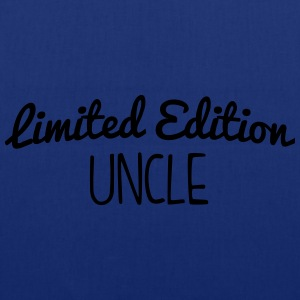 limited edition uncle - Tote Bag