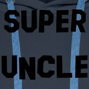 super uncle 03 - Men's Premium Hoodie