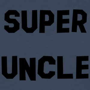 super uncle 03 - Men's Premium Longsleeve Shirt