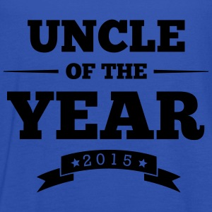 uncle of the year 2015 - Women's Tank Top by Bella