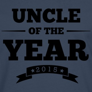 uncle of the year 2015 - Men's Premium Longsleeve Shirt