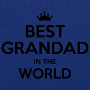 best grandad in the world - Tote Bag