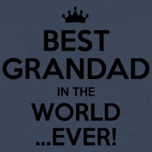 best grandad in the world ever - Men's Premium Longsleeve Shirt