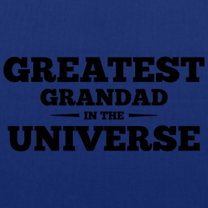 greatest grandad in the universe - Tote Bag
