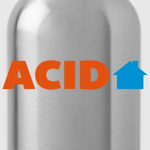 Acid House  T-Shirts - Water Bottle