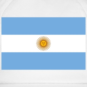 National Flag of Argentina Long Sleeve Shirts - Baseball Cap