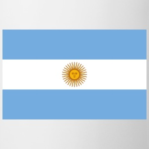 Nationale Argentinas flag T-shirts - Kop/krus