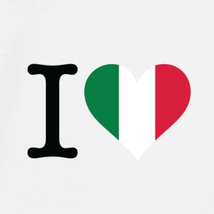 I love Mexico Accessories - Men's Premium T-Shirt