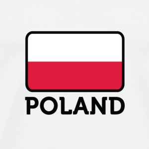 National Flag of Poland Other - Men's Premium T-Shirt