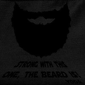 Strong with this one, the beard is! - Rugzak voor kinderen