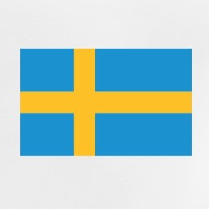 National flag of Sweden Shirts - Baby T-Shirt