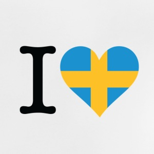 I Love Sweden T-shirts - Baby T-shirt