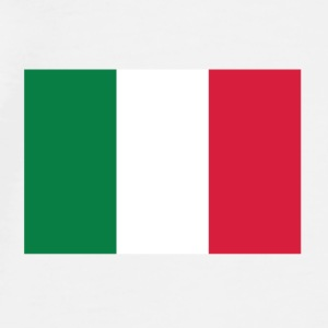 National flag of Italy Accessories - Men's Premium T-Shirt