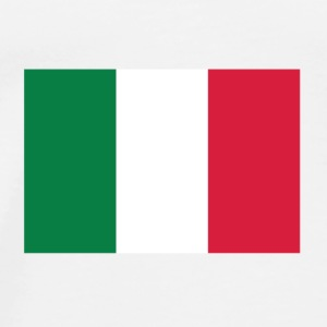 National flag of Italy Shirts - Men's Premium T-Shirt