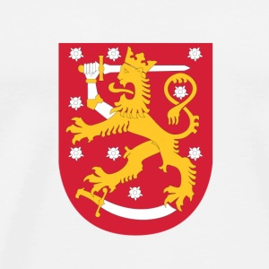 National coat of arms of Finland Other - Men's Premium T-Shirt