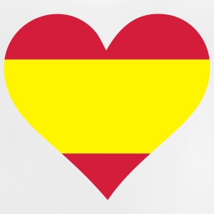 A heart for Spain Shirts - Baby T-Shirt