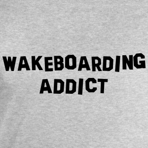 wakeboarding addict 01 - Men's Sweatshirt by Stanley & Stella