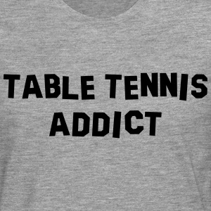 table tennis addict 01 - Men's Premium Longsleeve Shirt