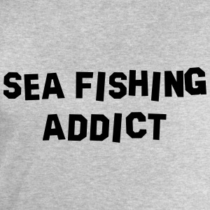 sea fishing addict 01 - Men's Sweatshirt by Stanley & Stella