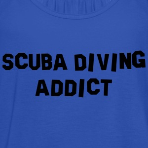 scuba diving addict 01 - Women's Tank Top by Bella