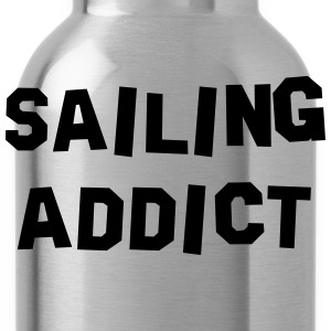 sailing addict 01 - Water Bottle