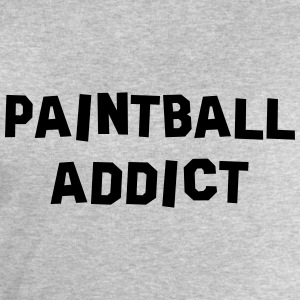 paintball addict 01 - Men's Sweatshirt by Stanley & Stella