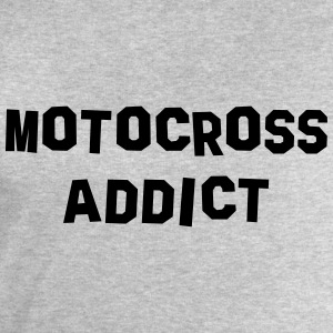 motocross addict 01 - Men's Sweatshirt by Stanley & Stella