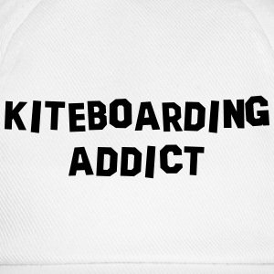 kiteboarding addict 01 - Baseball Cap