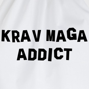 krav maga addict 01 - Drawstring Bag