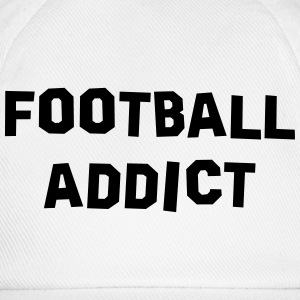 football addict 01 - Baseball Cap