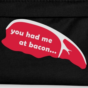 you had me at bacon T-Shirts - Kinder Rucksack