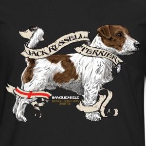 JACK RUSSEL(DOG) T-Shirts - Men's Premium Longsleeve Shirt
