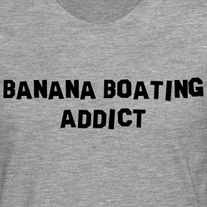banana boating addict 01 - Men's Premium Longsleeve Shirt