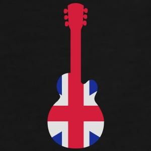 Great Britain Guitar - Men's Premium T-Shirt