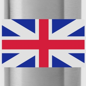 United Kingdom Flag - Water Bottle