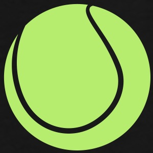 Tennis Ball - Men's Premium T-Shirt