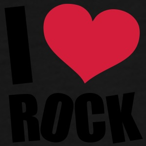 I Love Rock - Men's Premium T-Shirt