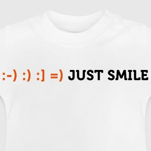 Just smile! Shirts - Baby T-Shirt