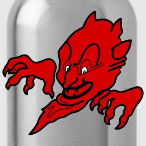 Red devil - Water Bottle