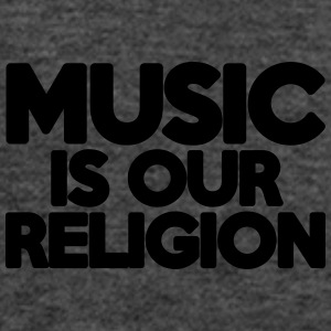 Music Religion  - Women's Tank Top by Bella